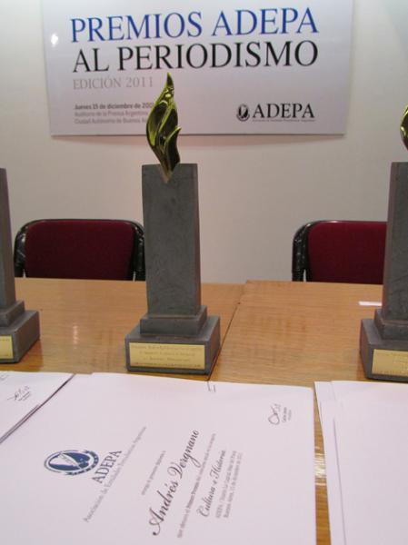 Premio ADEPA