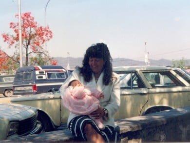 """""""Desde chica me contaron que era adoptada, que me habían ido a buscar a Jujuy. Siempre me mostraban las cartas que los padres sustitutos mandaban para saber cómo estaba yo"""", contó Florencia Molina"""