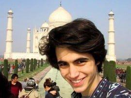 Jeremías Gualtieri tiene 19 años, y estudia desde marzo del año pasado en Buenos Aires. Su viaje a la India resultó, para él, una experiencia impactante