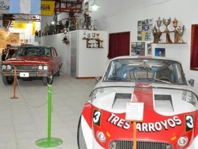 El ambiente 'fierrero' tresarroyense ya tiene su propio lugar, luego del corte de cintas del flamante Museo del Automóvil de Tres Arroyos