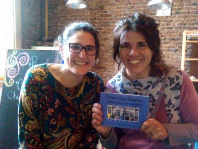 """Victoria De Francesco y Natalia Balul son la ilustradora y autora, respectivamente, de """"Colección Simona"""""""