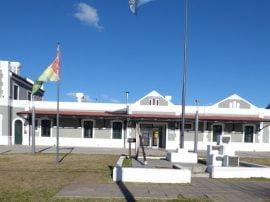 """En el marco de los festejos por el Bicentenario de la Independencia Nacional, el 10 de julio quedó inaugurado el Centro Cultural """"La Estación"""""""