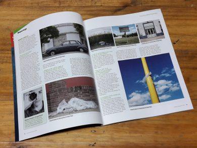 Entre fotógrafos de todo el mundo, el tresarroyense Rubén Pinella fue entrevistado por la revista española Digital Camera, del Grupo Editorial Zeta, junto a dos pares de la India, dos españoles y un canadiense