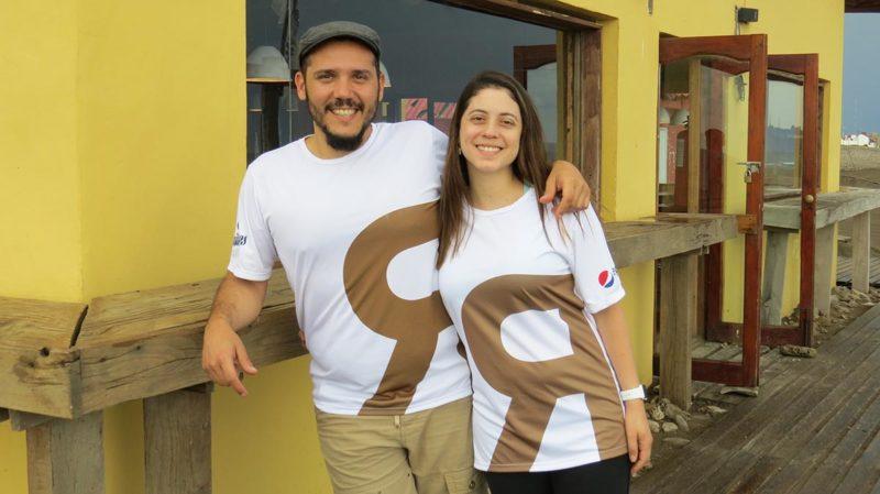 Diego Fernández, ex director de Turismo de Tres Arroyos, decidió junto con su pareja María que era momento de involucrarse con la actividad turística desde otro costado