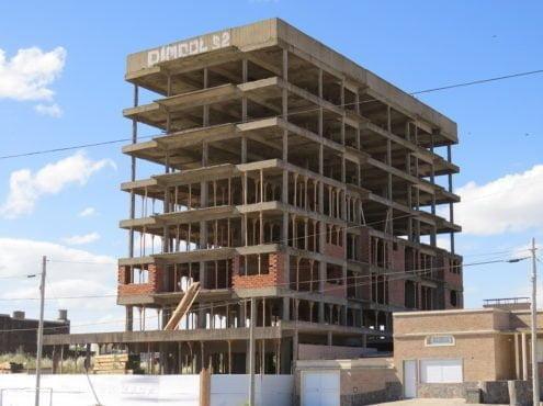 """El """"esqueleto"""" de Claromecó fue adquirido por el desarrollador inmobiliario Daniel Saleh, quien conoció la villa balnearia y, al parecer, quedó encantado"""