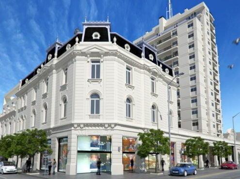 Vial Agro está construyendo el Palacio - Torre ABC, con la idea de recuperar y revalorizar el Patrimonio Histórico del antiguo edificio de los Grandes Almacenes