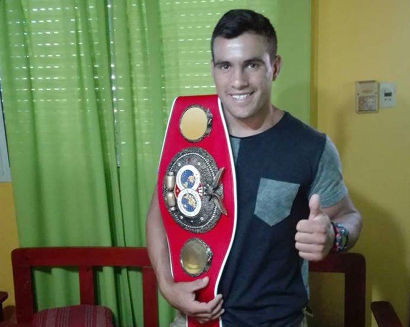 """""""Cuando subo al ring me dan más ganas de pelear todavía, me motivo aún más"""", explicó """"Tito"""" durante el mano a mano con """"El Periodista"""""""