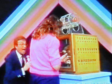 El momento de abrir el cofre fue increíble. Hasta ese programa, cree Karina, nadie había ganado con la primera llave