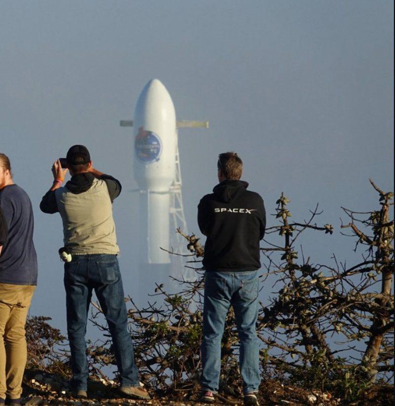 Jorge Medina es tresarroyense y jefe de proyecto del satélite SAOCOM 1A lanzado al espacio desde California