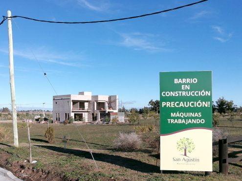 La nueva tendencia urbanística tresarroyense apunta a vivir en la zona periférica, rodeada de verde y con características de barrio abierto