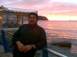 Con la cocina como brújula, Sergio Stemphelet hizo su primera experiencia como chef en España en 2005