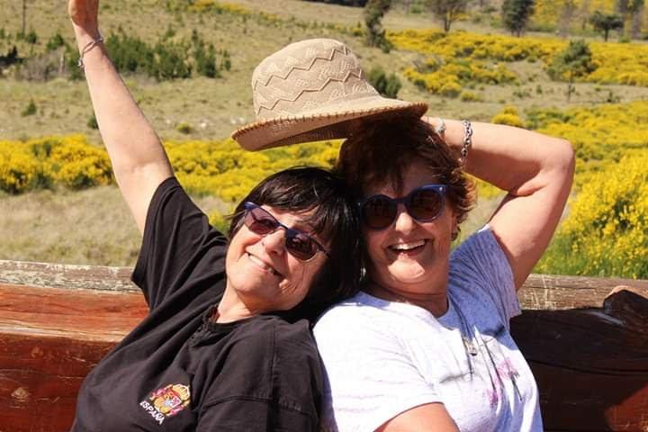 Dolores y Nidia han logrado algo que, después de algunos vaivenes naturales que suele tener la vida, es impagable: se divierten