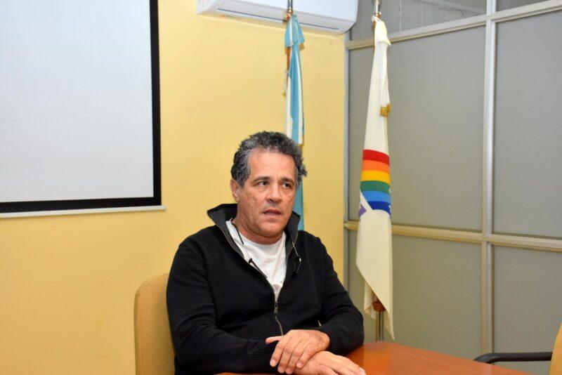 Pablo Vassolo es el titular del Consejo de Administración de la Cooperativa Agraria