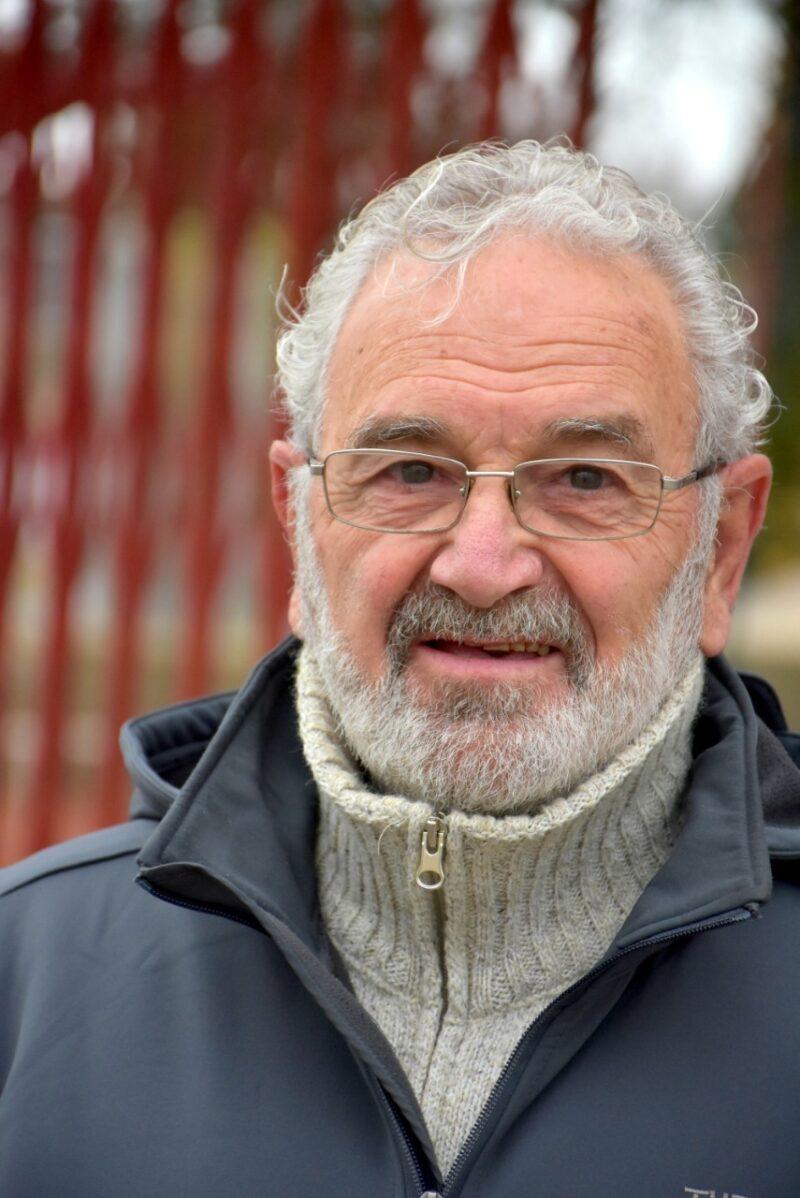 Hugo Tenaglia repite las palabras orgullo, satisfacción y agradecimiento a la hora de recordar cada uno de los momentos vividos con Huracán