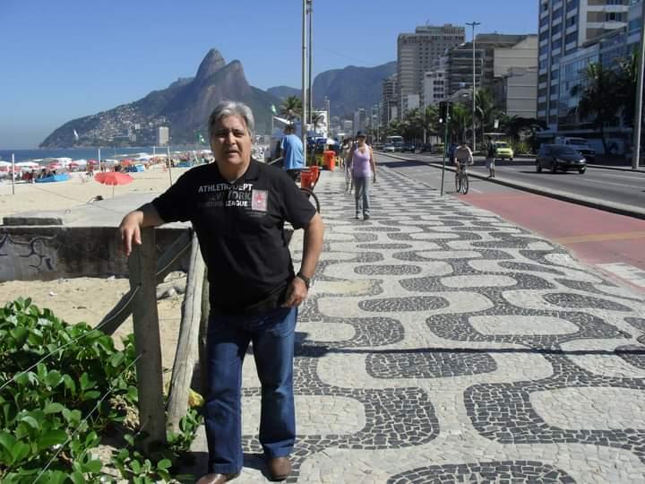 """Alberto Curia en Río de Janeiro, la """"cidade maravilhosa"""" y un atractivo polo turístico para todo el mundo"""