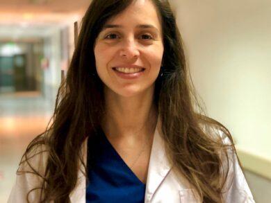 Noelia Saaby se formó como cardióloga en La Plata. Ahora se hará cargo de la nueva sala de Hemodinamia de la Clínica Hispano Argentina